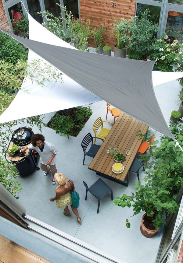 10 roof garden ideas