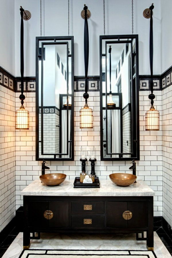 5 vintage bathroom ideas