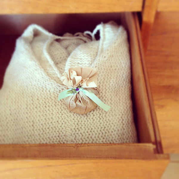 Smell Amazing With Scented Coffee Filter Sachets