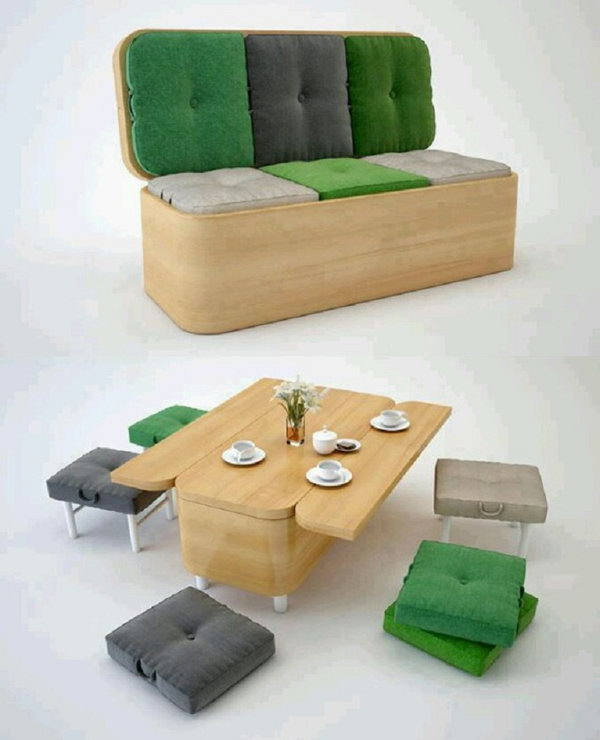 All In One Compact Table