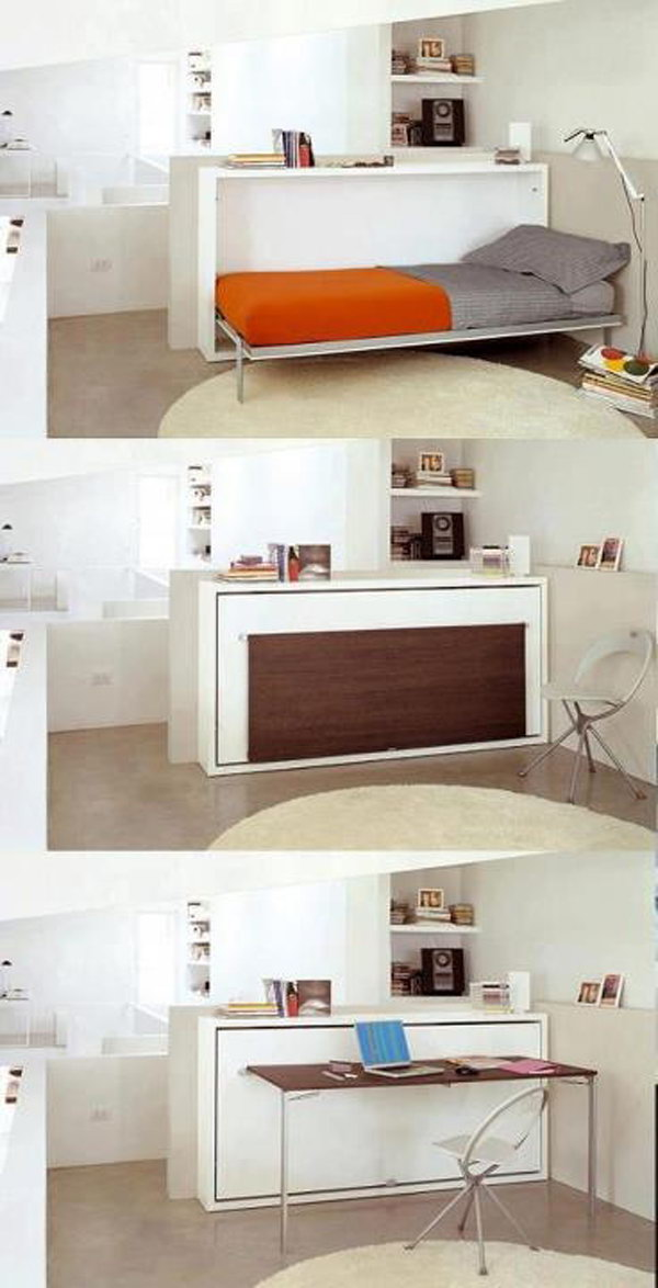 Compact Bedroom Table