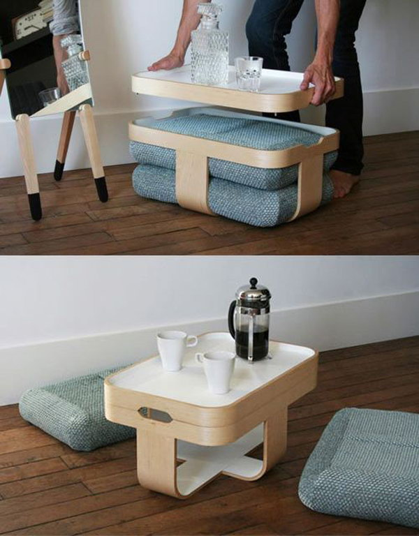 Compact Table For Living Room
