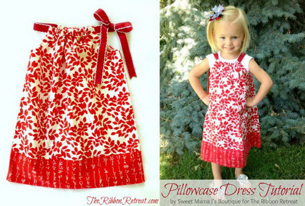Pillow Dress Tutorial