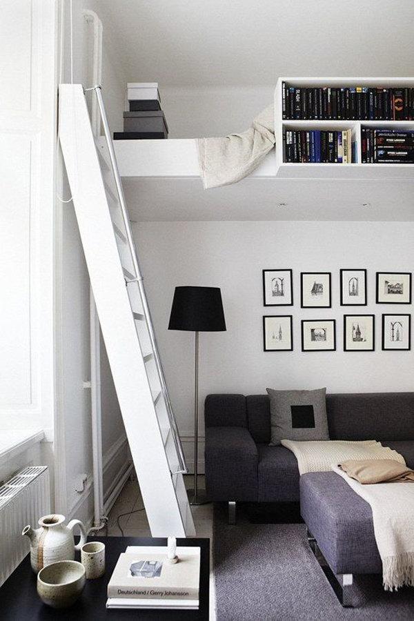Modern Living Loft Beds