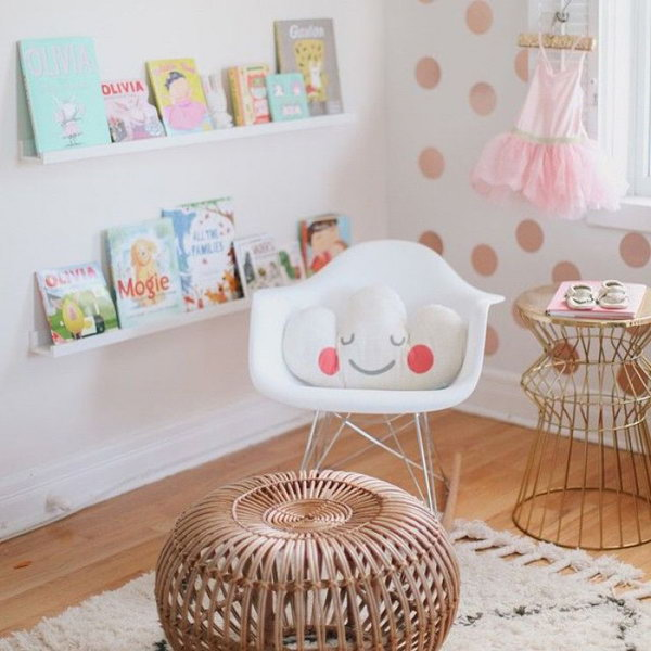 Reading Nook Design For Kids