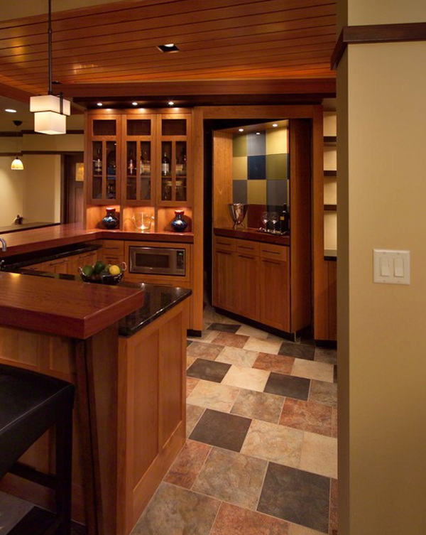 Secret Room in Your Kitchen