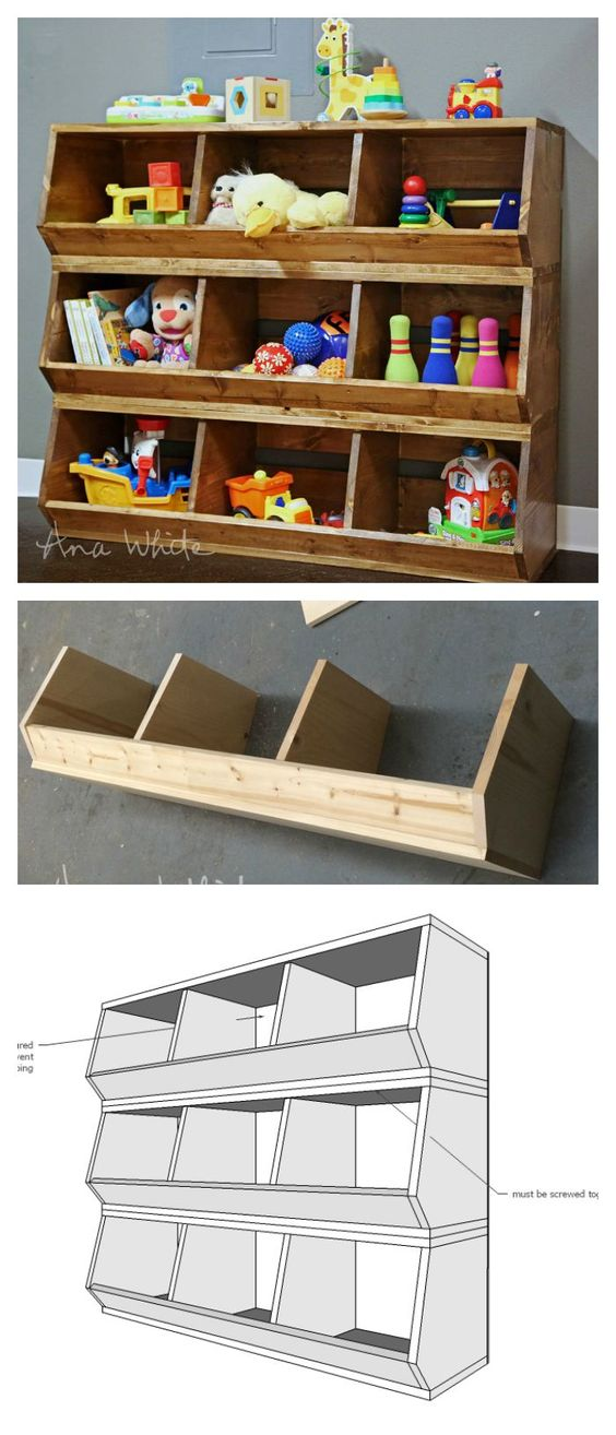 25 Clever Diy Toy Storage Solutions Ideas Noted List