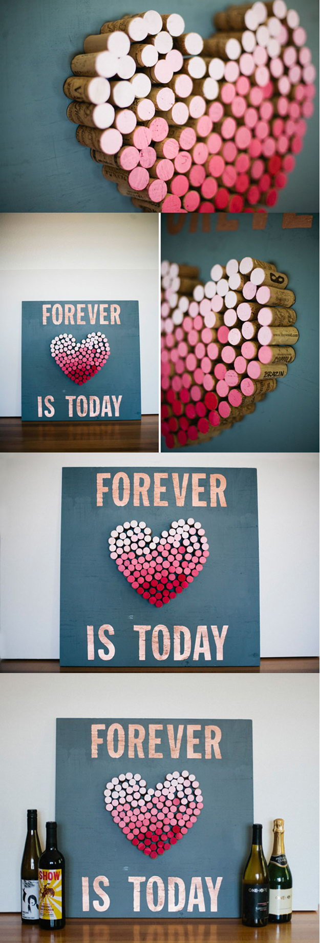 21 wine cork crafts projects diy 1