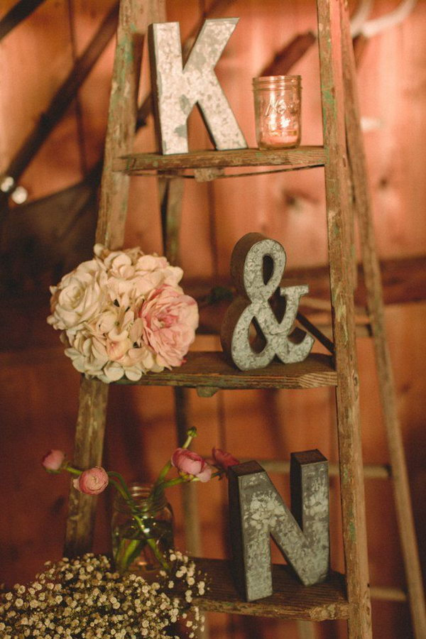 13 rustic wedding ideas