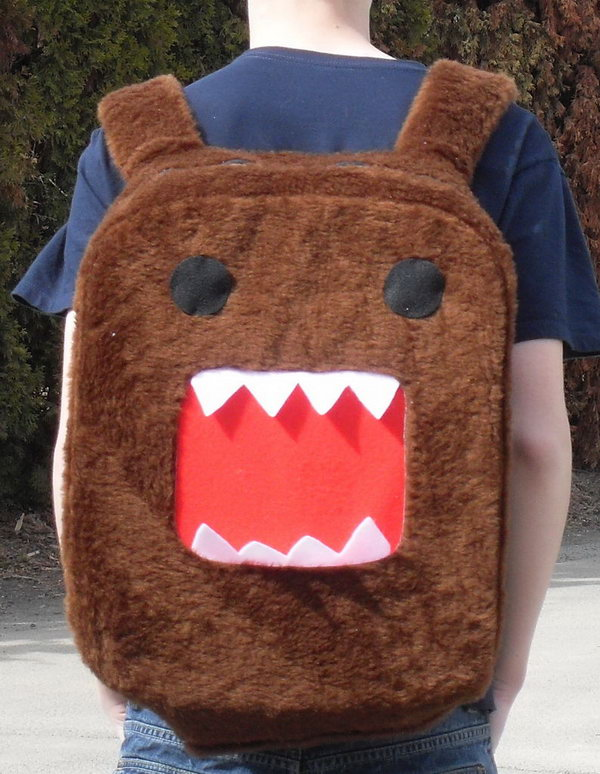 Domo Backpack. See more