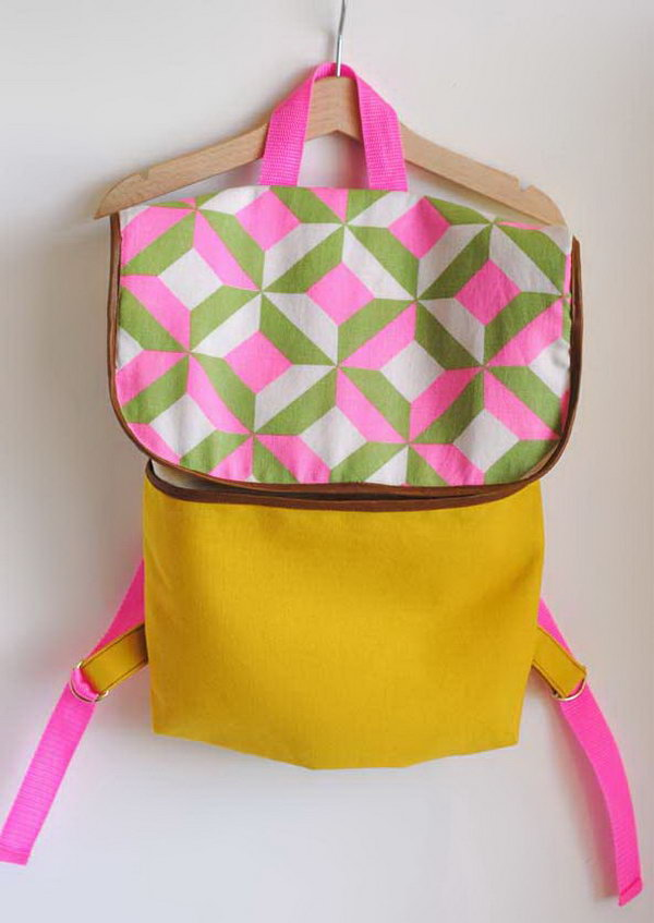Neon Backpack. Get the details