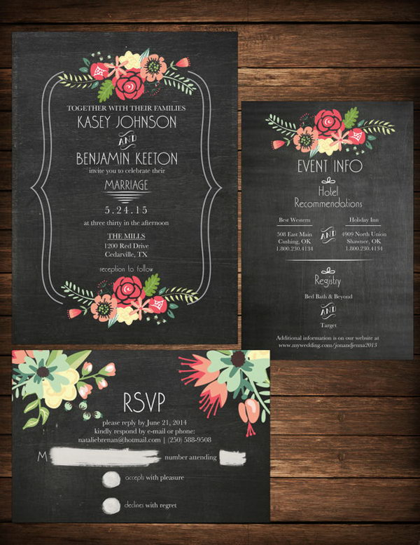 DIY Printable Invitation.