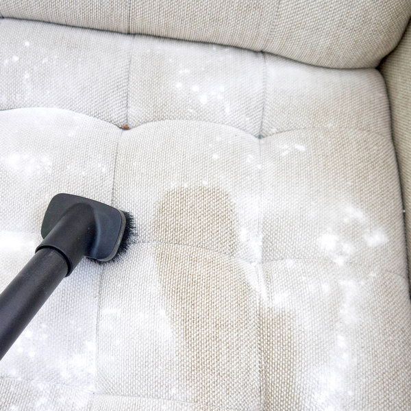 Deep Clean Your Natural Fabric Couch