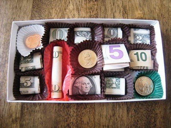 Money in a Chocolate Box