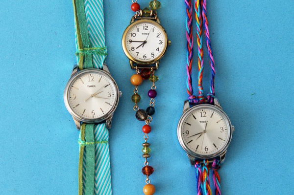 Watch Wrap Bracelets