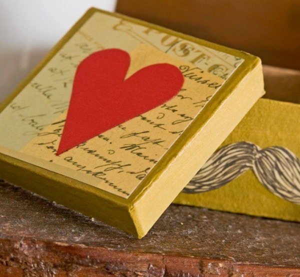 Valentine Gift Box for Him