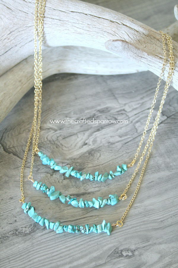 25 Diy Necklace Ideas And Tutorials Noted List
