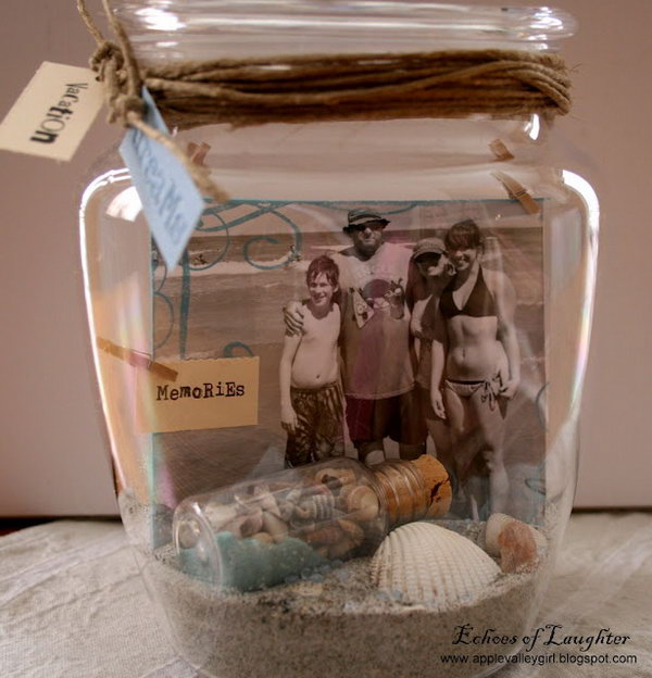 Pictures In A Jar.