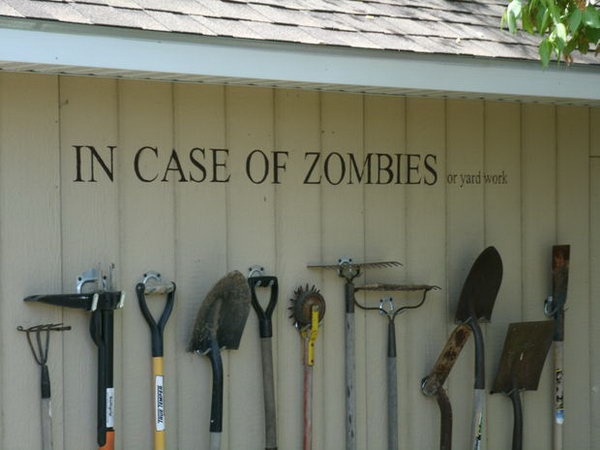 Beware The Zombiewall!  See more details