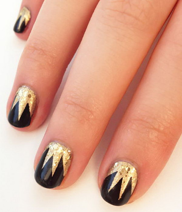 Sunburst Nails. Such beautiful colors, cannot wait to try them!