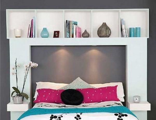 20 Cool Headboards With Storage Noted List