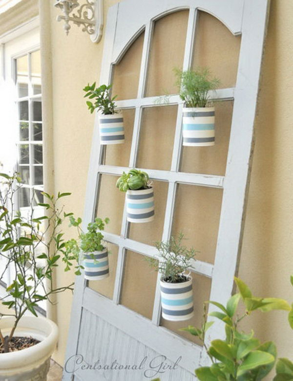 Planter Rack. I absolutely love it, it looks awesome design.