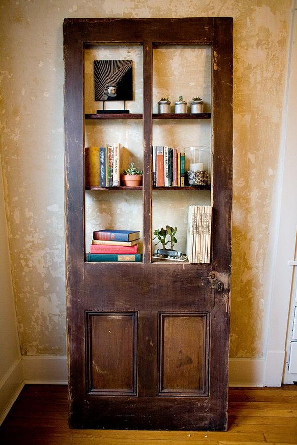 Repurposed Bookcase. I absolutely love it, it looks awesome design.