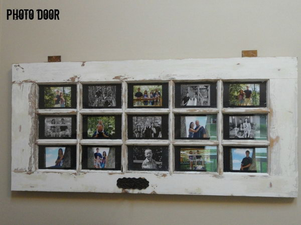 Multi Purpose Photo Frame. See more instructions