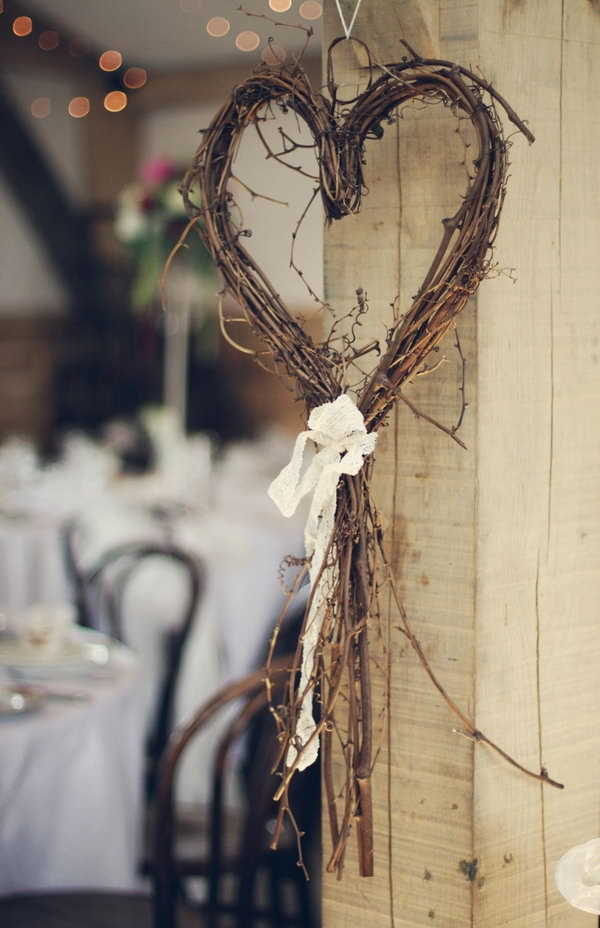 40 Beautiful Rustic Wedding Ideas Noted List