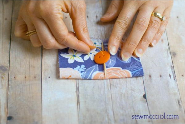 The Secret Of How To Sew Buttons By Hand