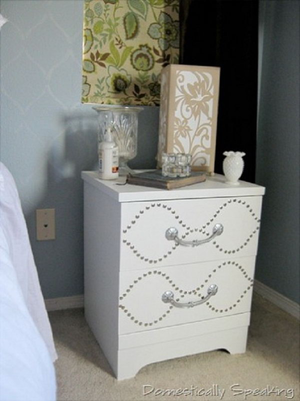 Multiple Home Decor Stencil Projects