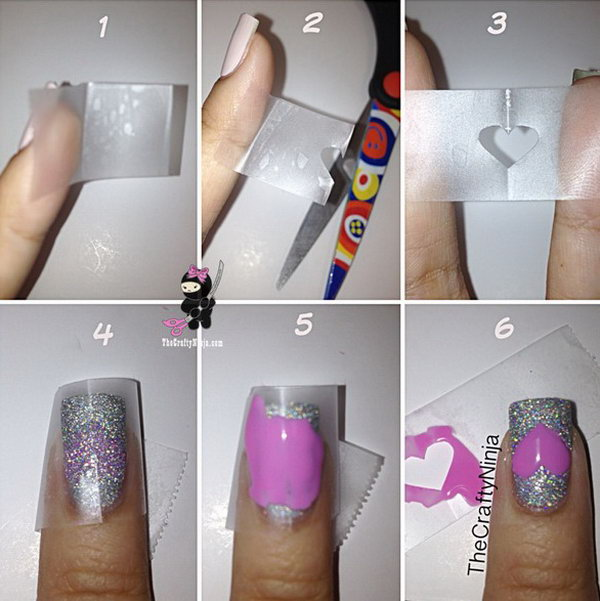 20 Easy And Fun Step By Step Nail Art Tutorials Noted List