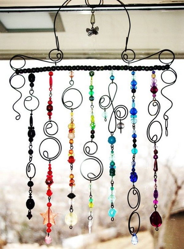 DIY Wind Chime.