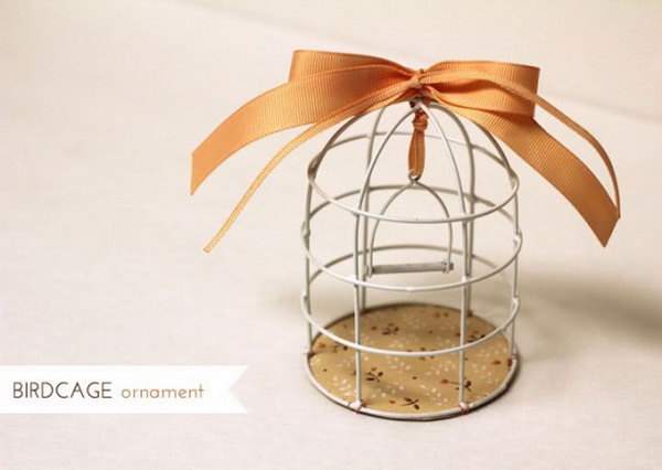 Decorative Birdcage. See more details