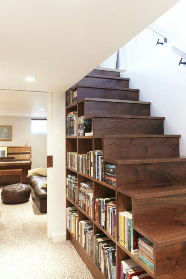 6 under the stair storage ideas
