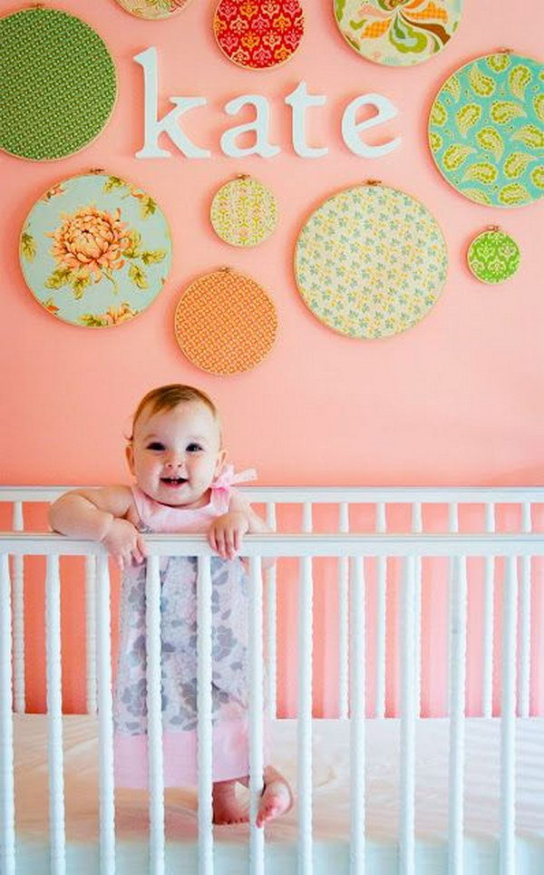 30 Diy Ideas Amp Tutorials For A Cute Baby Room Noted List