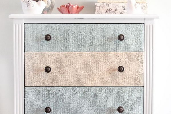 Wood Icing Dresser. See more directions