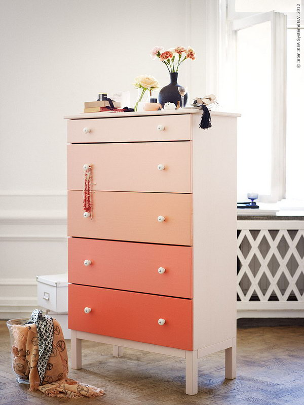 25 DIY Dresser Makeover Ideas & Tutorials - Noted List