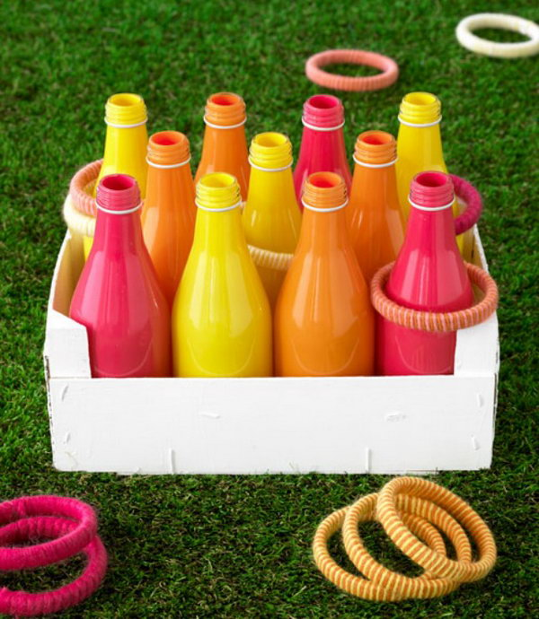 Bottle Ring Toss. Get more details