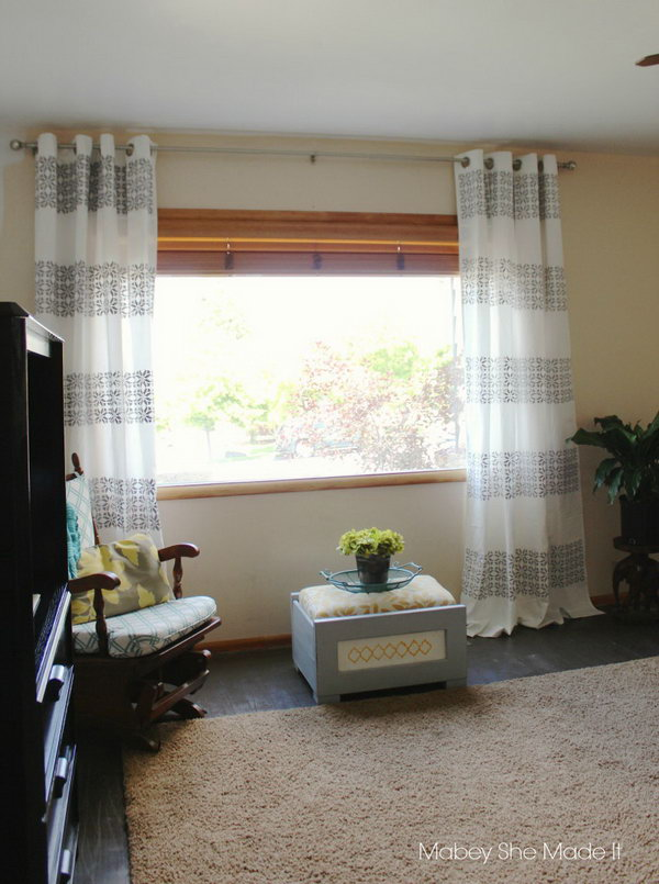 Ikea Hacks Tutorials Amp Ideas For Your Window Treatments