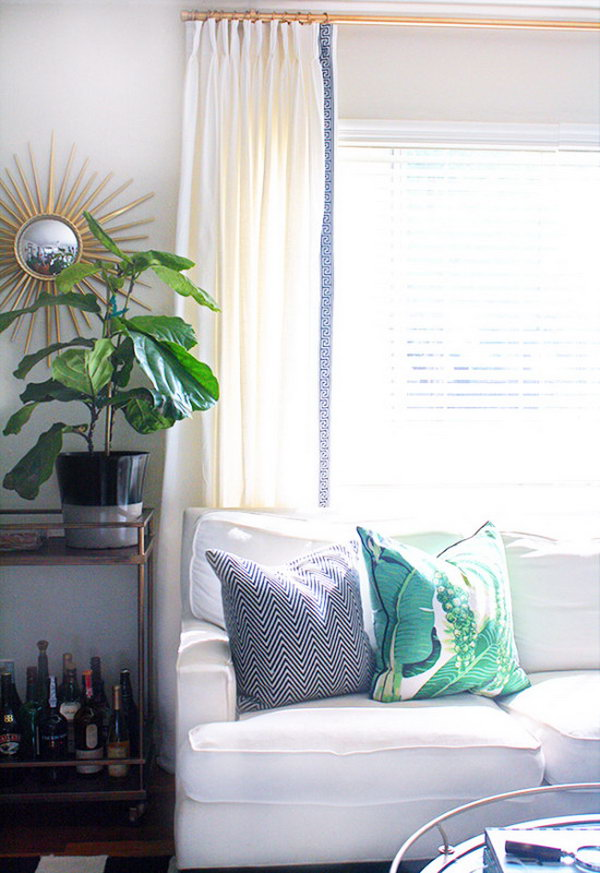 IKEA Pinch Pleat Curtains. Get more details