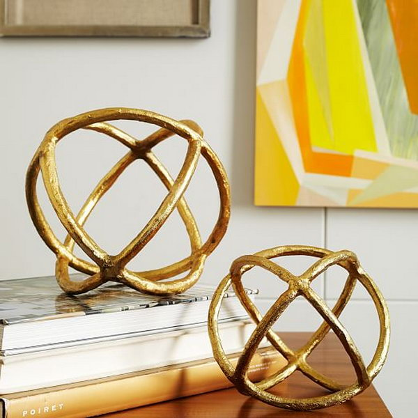 Decorative Sculptural Spheres Hack.