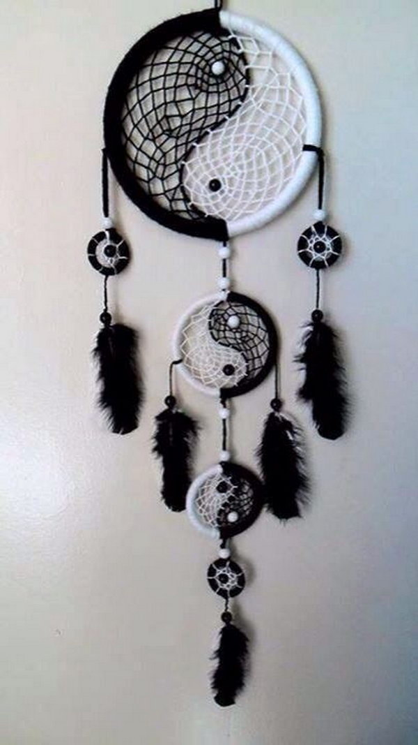 Beautiful Dream Catcher Ideas And Tutorials Noted List Custom Is Dream Catcher Real