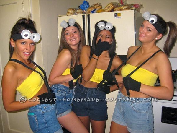 DIY Minions Costumes