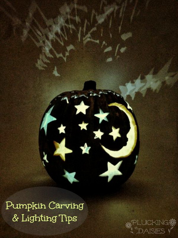 Creative pumpkin carving ideas for halloween decorating for Pumpkin sculpting tutorial