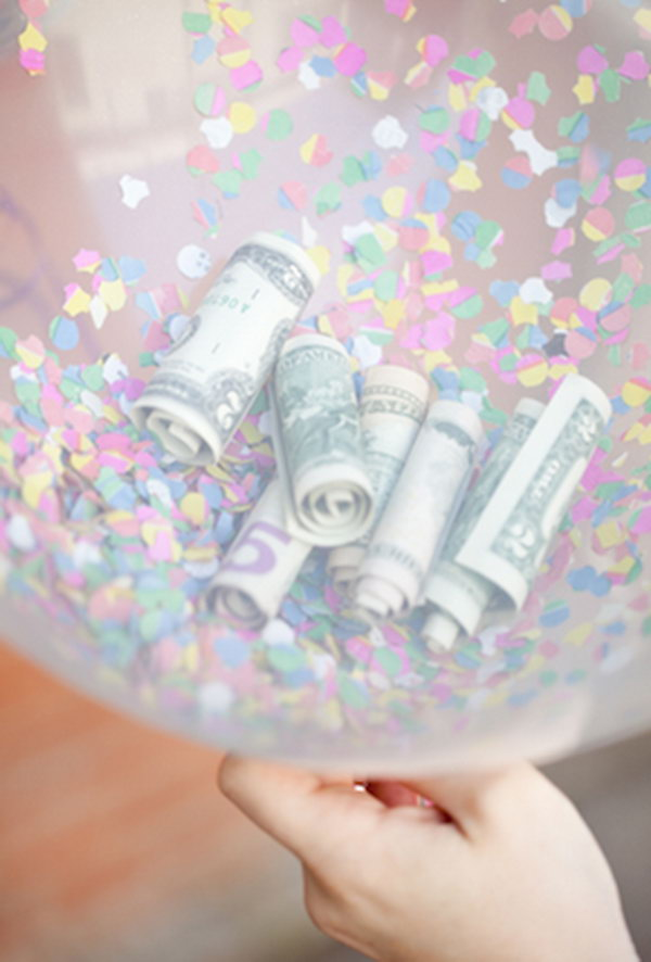Fun And Creative Ways To Give Money As A Gift