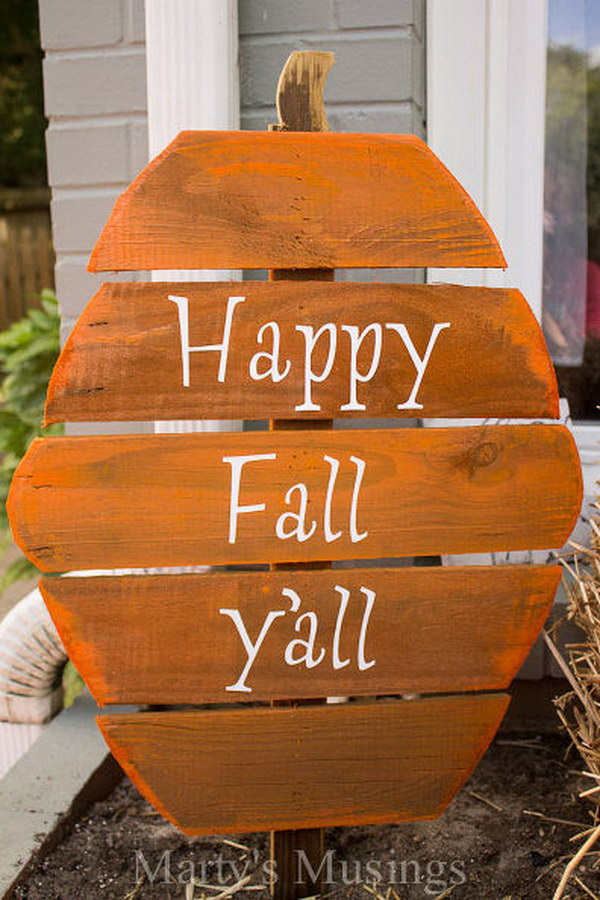 3 pumpkin craft ideas