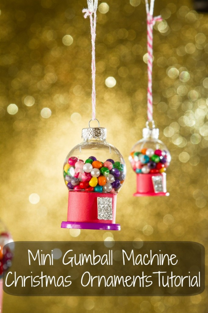 25+ DIY Christmas Ornaments - Noted List