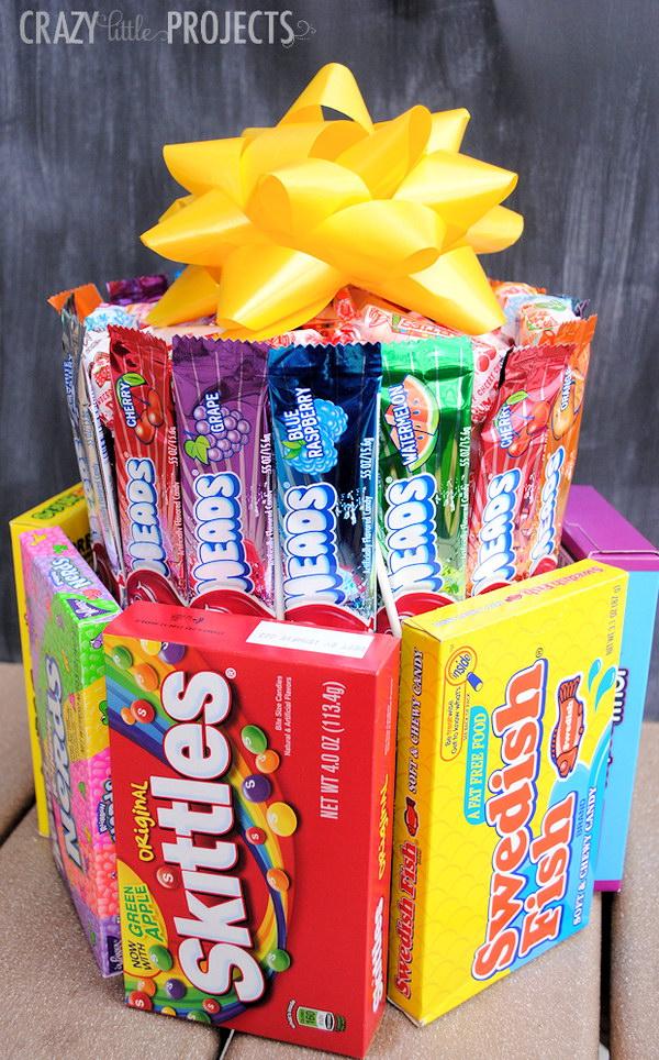 1 creative candy gift ideas