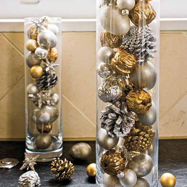 30 Beautiful Pinecone Decorating Ideas Amp Tutorials For